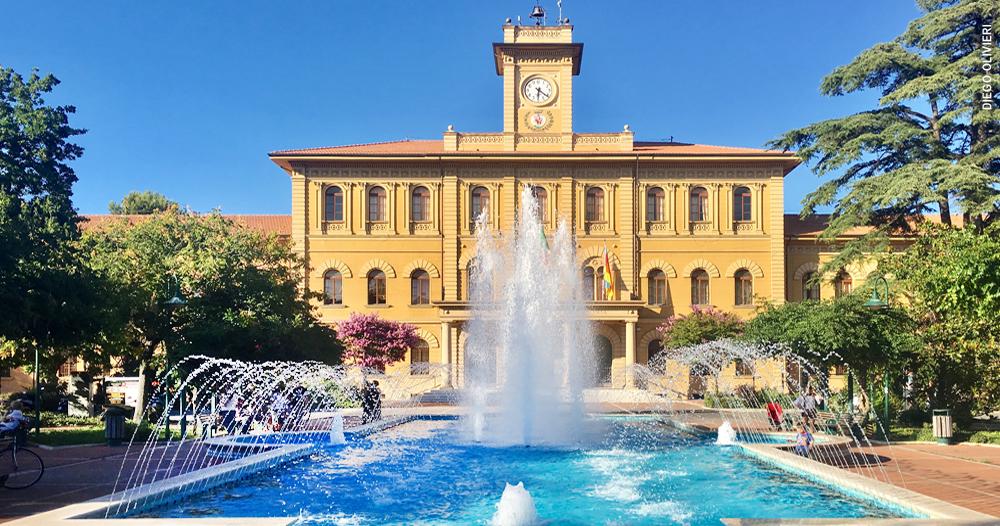 CATTOLICA – die Königin der Adria – Hotel Moderno Majestic